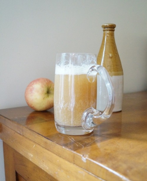 Colonial Apple Beer