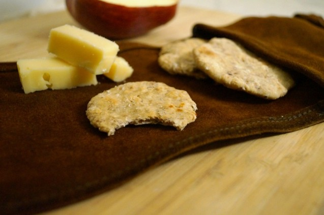 Kvass Crackers