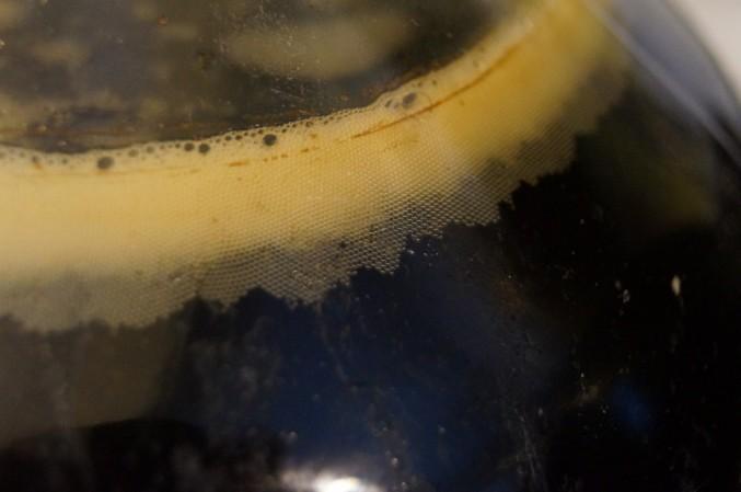 Bochet, fermenting