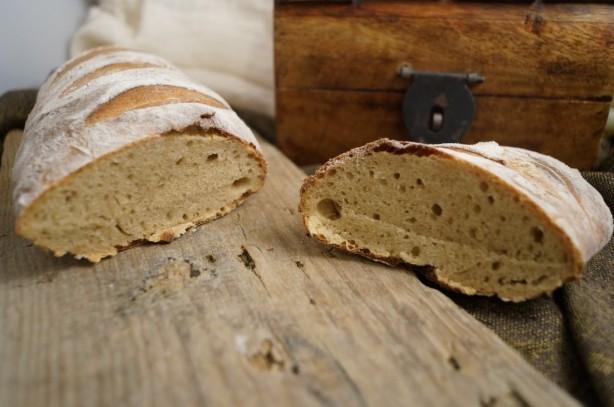 Apple Beer Trub Bread