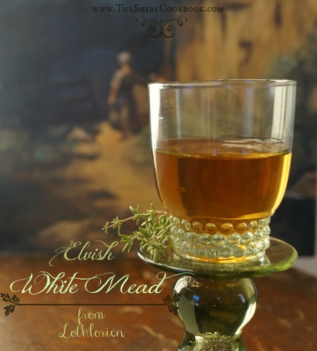 Elvish White Mead