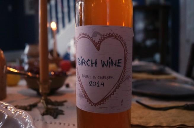 birch wine